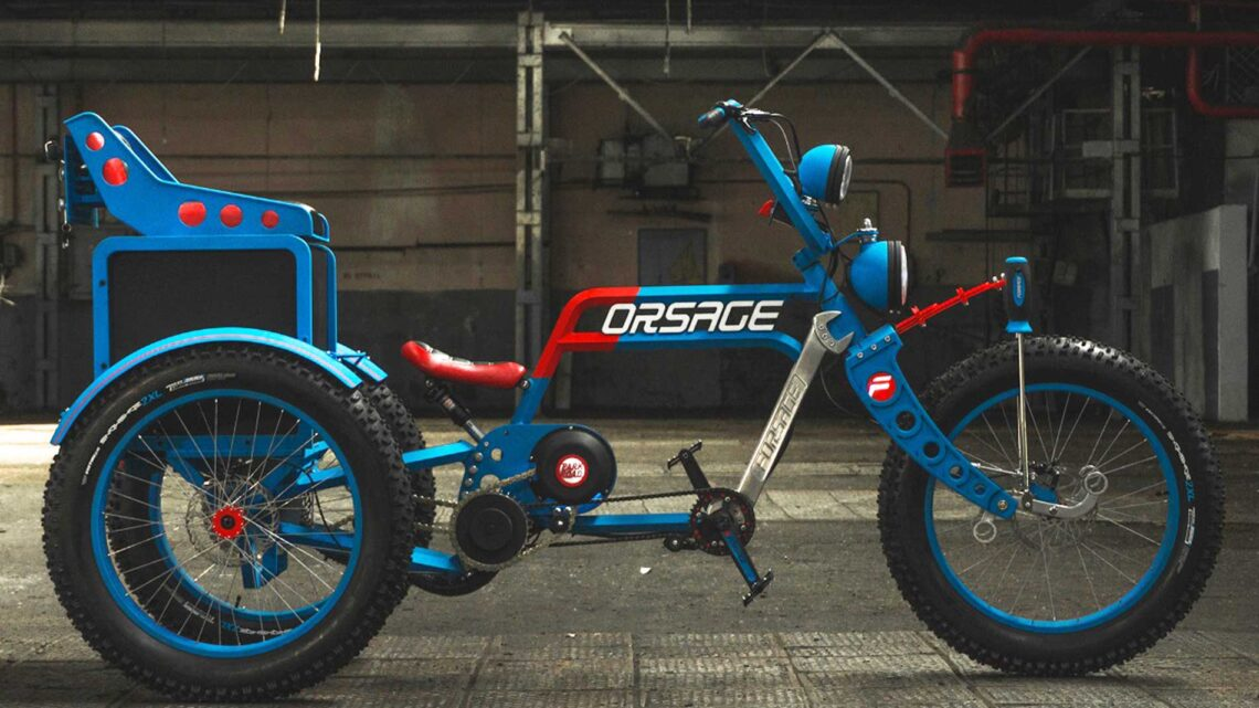 Tricycle A Day To Expand Your Firm